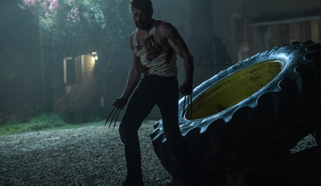 New Logan (Wolverine 3) Trailer