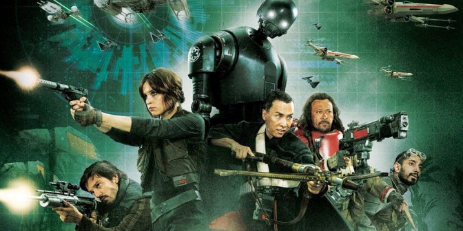 Film Review: Rogue One – A Star Wars Story