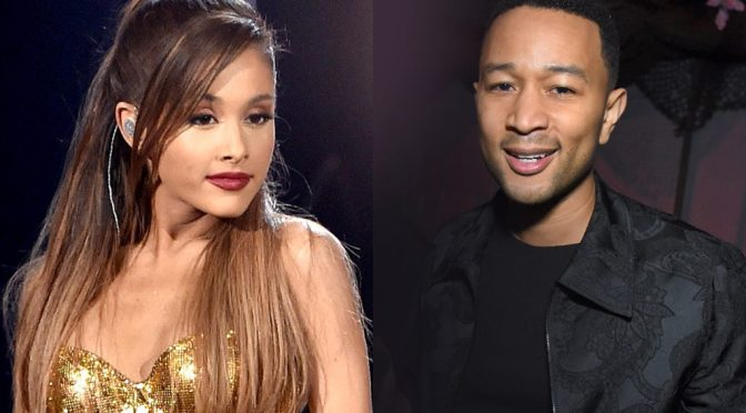 Ariana Grande and John Legend to Sing Beauty and the Beast Title Track