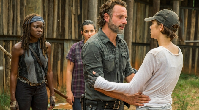 Walking Dead Season 7B Photos and Synopsis