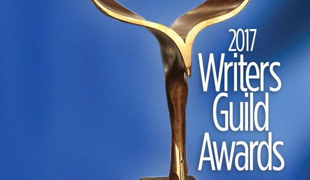 2017 Writers Guild Awards Nominees
