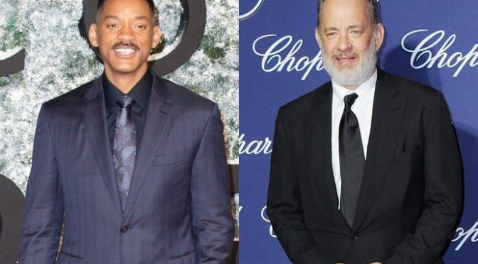 Will Smith and Tom Hanks in Talks to Star in Dumbo