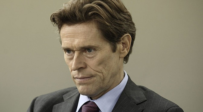 Willem Dafoe to Take a Ride on the Orient Express