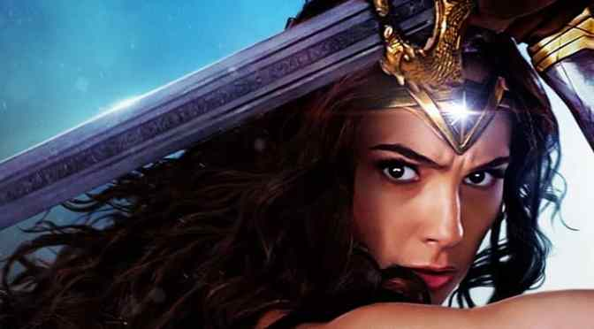 Wonder Woman International Trailer