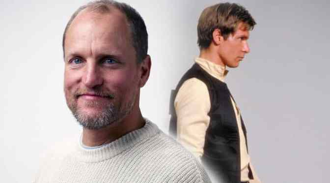 Woody Harrelson in Talks to Join Han Solo Movie