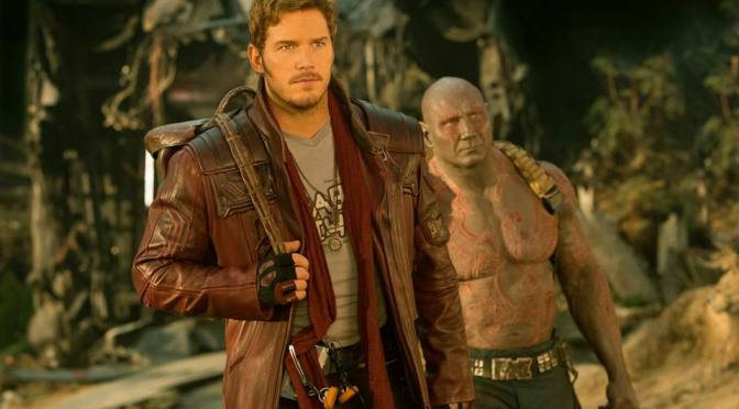 New Photos from Guardians of the Galaxy Vol. 2