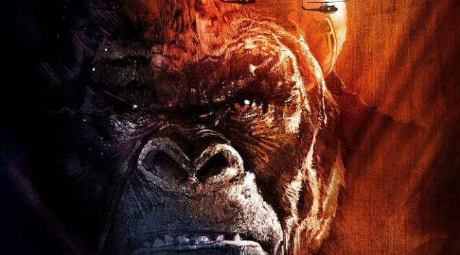 Character and Monster Description for Kong: Skull Island