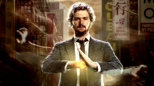 New Featurette and Motion Poster for Marvel/Netflix's Iron Fist