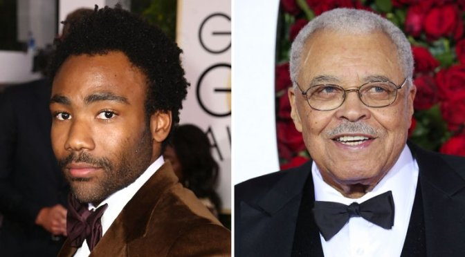 Donald Glover and James Earl Jones Cast in Lion King