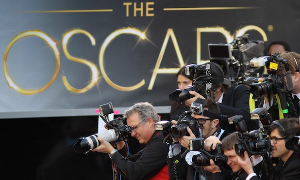 Photos from the Oscars Red Carpet