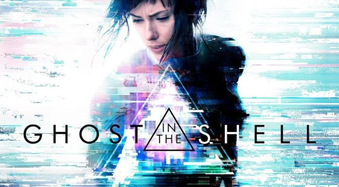 Trailer for Ghost In The Shell