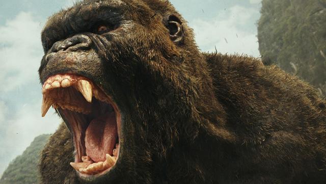 Final Trailer for Kong: Skull Island