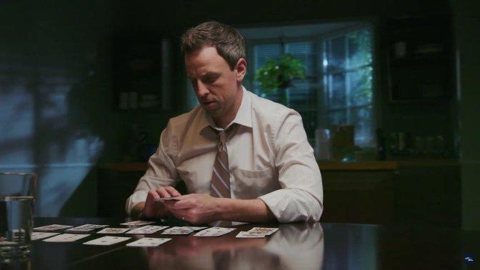 """Oscar Bait"" Parody Trailer from Seth Meyers"