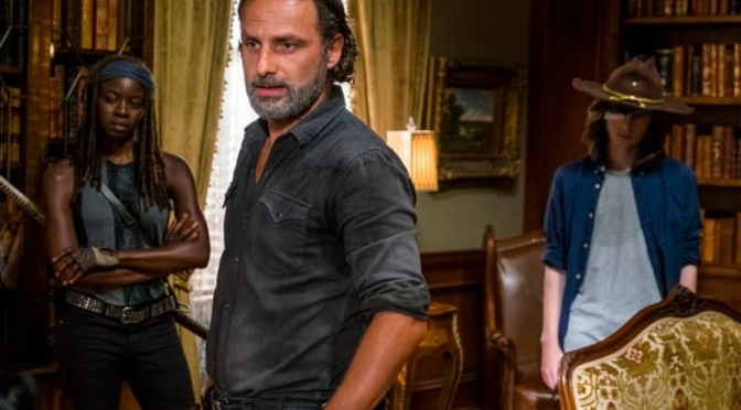 The Walking Dead Season 7 Mid-Season Promo