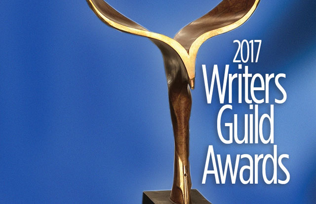 List of Winners of the 2017 Writers Guild Awards