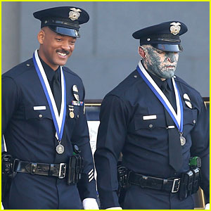 Trailer for Bright feat. Will Smith