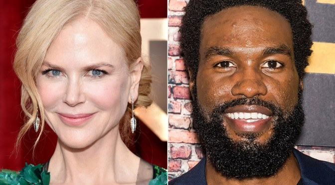 Nicole Kidman and Yahya Abdul-Mateen In Talks to Join Aquaman