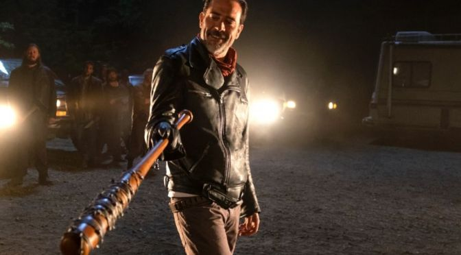 Trailers for The Walking Dead Season Finale
