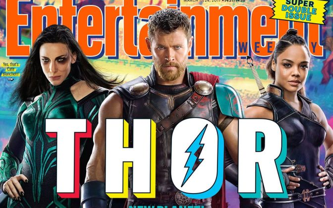 Thor: Ragnarok Plot Details and Official Images