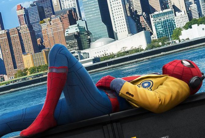 New Posters for Marvel/Sonys Spider-Man: Homecoming