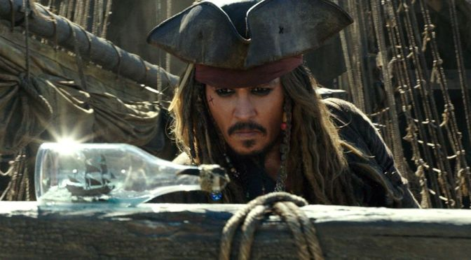 New Trailer for Pirates of the Caribbean: Dead Men Tell No Tales