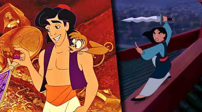 Updates for Disney's Mulan and Aladdin Adaptations