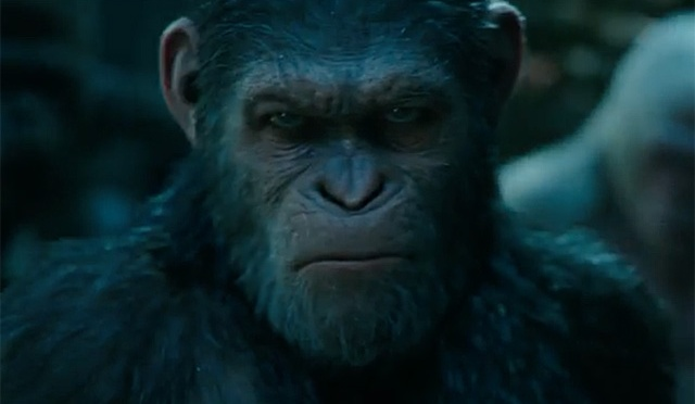 Trailer for War for the Planet of the Apes