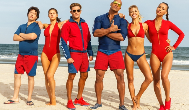 New Trailer for Baywatch