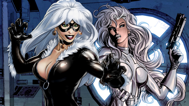 Sony Announced Black Cat/Silver Sable Movie as well as Venom Spinoff