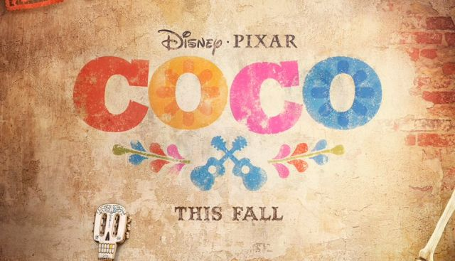 Teaser for Disney/Pixar's Coco