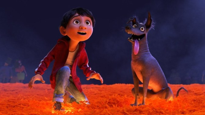 """Pixar Short Film """"Dantes Lunch"""" from Coco"""
