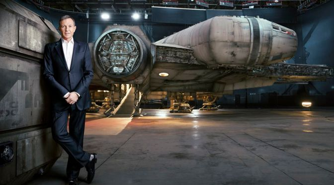 Disney CEO Reveals Han Solo Details and Discusses Future of Star Wars
