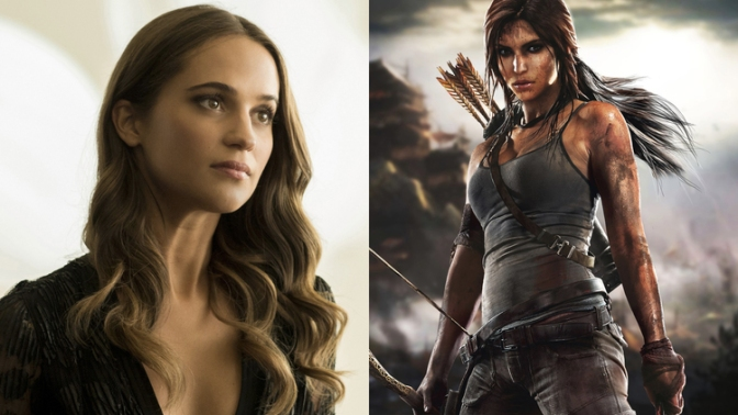 Official Synopsis and Images for Alicia Vikander in Tomb Raider