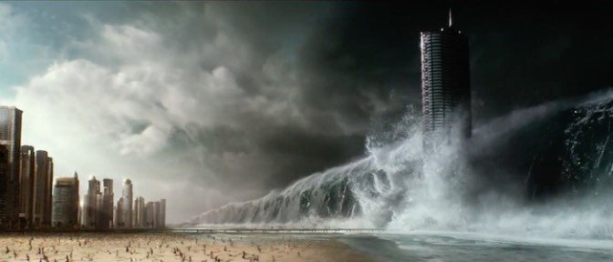 Trailer for Geostorm