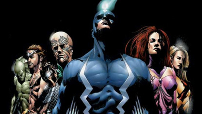 The Main Cast is Set for Marvel's Inhumans