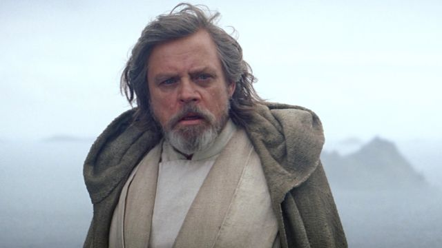 Description of Star Wars: The Last Jedi Footage Screened for Shareholders