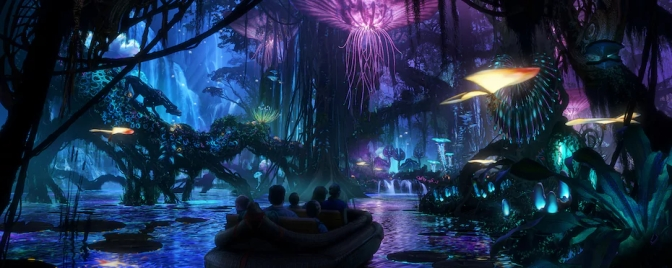 Disney Reveals Clips of Avatar-Land, Opening Soon In Disney World