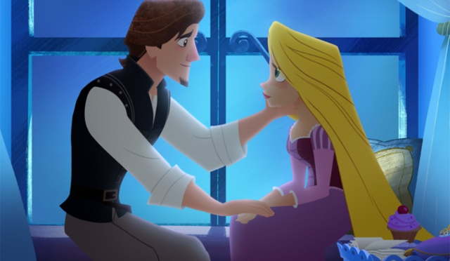 First 5 Minutes of Tangled: Before Ever After