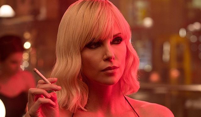 Trailer for Atomic Blonde feat. Charlize Theron