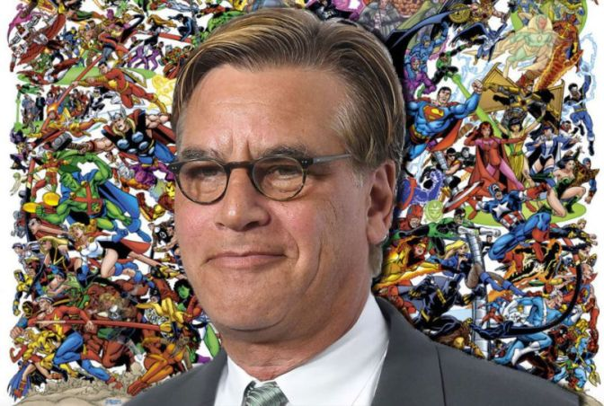 Is a Aaron Sorkin Superhero Movie a Possibility?