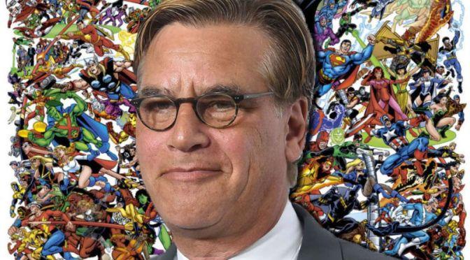 Is a Aaron Sorkin Superhero Movie a Possibility?