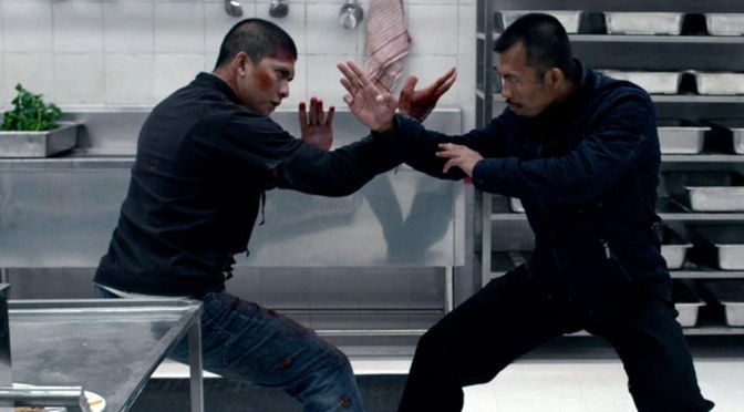 Joe Carnahan and Frank Grillo Discuss The Raid Remake