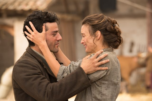 Trailer for The Promise feat. Oscar Isaac and Christian Bale