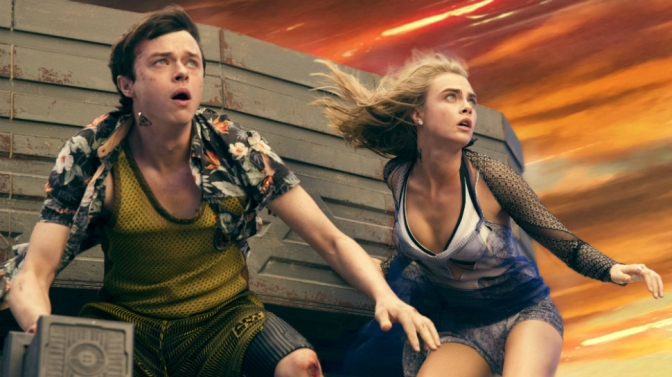 CinemaCon: Trailer Description for Valerian and the City of a Thousand Planets