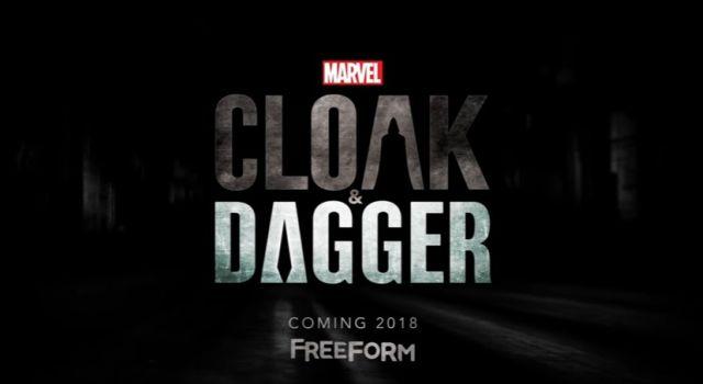 Trailer for Marvel/Freeform's Cloak & Dagger