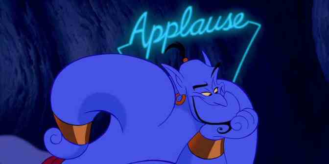 Will Smith in Talks to Play Genie in Aladdin Adaptation