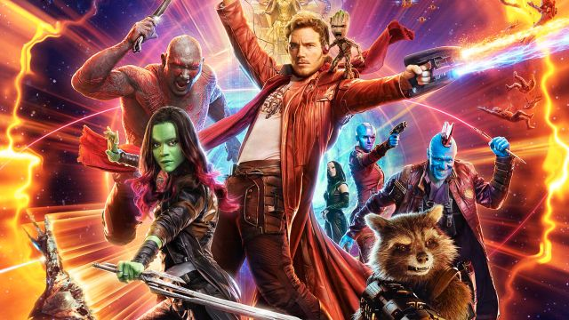 Two Guardians of the Galaxy Vol 2 Clips and the Cast on Jimmy Kimmel