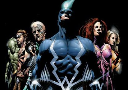 Official Synopsis for Marvel's Inhumans