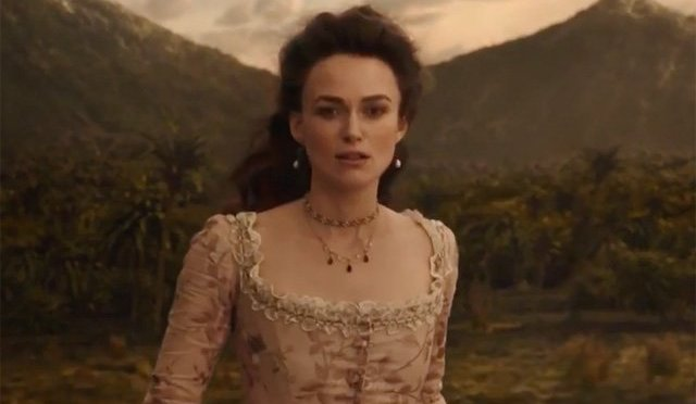 Pirates of the Caribbean: Dead Men Tell No Tales International Trailer Shows Keira Knightley