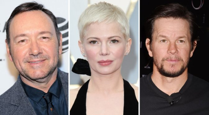 Kevin Spacey, Mark Wahlberg and Michelle Williams to Join Getty Kidnapping Drama